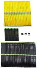 Dixon Ticonderoga 276 Pencils Lot Black Yellow Sharpened Triangular Sharpeners