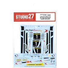 Studio27 ST27-DC984 Mercedes-Benz SLS AMG GT3 #1 Decal for Fujimi 1/24