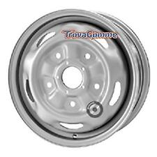KIT 2 PZ CERCHI IN FERRO Ford Transit Tourneo 5.5Jx15 5x160 ET60