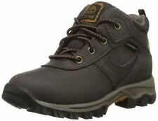 Boys Childrens Timberland Brown Mid Waterproof Boots Shoes Size UK 6  EU 39.5