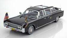 1:18 CMF Lincoln Continental X100 Quick Fix Johnson 1964 black