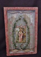 ancien reliquaire-objet dévotion-jubilé religieux-ordre des clarisses