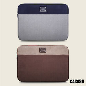 """Laptop Sleeve Case Bag 12.3"""" Microsoft Surface Pro 7 / 6 Cover Brown Portable UK"""