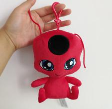 Miraculous Ladybug Kwami Plagg Tikki Adrien Soft Plush Toy Kids Doll Gift 15cm
