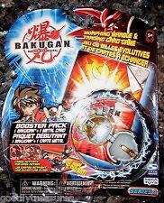 RARE OOP Sealed Bakugan CLASSIC B1 BOOSTER PACK GREY HAOS STINGLASH