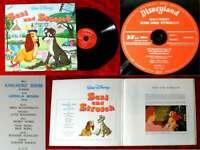 LP Susi und Strolchi - Walt Disney - mit Karlheinz Böhm & Ursela Monn (D 1978)