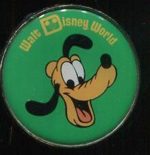 WDW Florida Project Mystery Character Buttons Pluto Disney Pin 84269