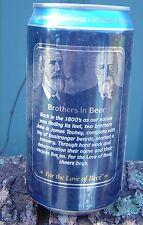 2010 Tooheys Brothers in Beer Bottom Opened Empty Limited Edition