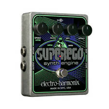 EHX Electro-Harmonix Superego Synth Engine Guitar Effects Pedal