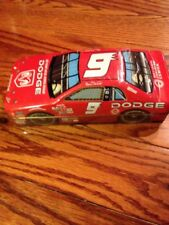 BILL ELLIOTT 2001 COLLECTIBLE TIN CAR #9 RAM Palmer Candy New Unopened