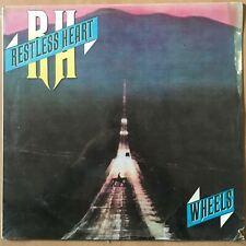Restless Heart – Wheels [1986] Vinyl LP Folk Country Music RCA Nashville