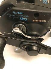 Vintage Shimano Bantam B-100 Baitcasting Reel