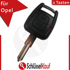 Opel Fernbedienung Gehäuse Ersatzschlüssel Astra Corsa Signum Vectra Zafira Neu