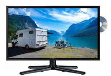 "Reflexion TV  Fernseher 12Volt 24V Camping 18,5"" 47cm DVB-T2 DVD-Player 12V"