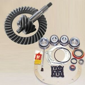 RICHMOND EXCEL 3.55 RING AND PINION & MASTER INSTALL KIT - FITS FORD 8 inch