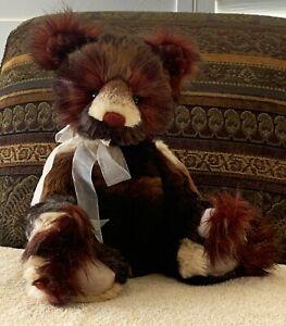 Charlie Bears Twanky - Adorable, Big Bear - Retired - NEW