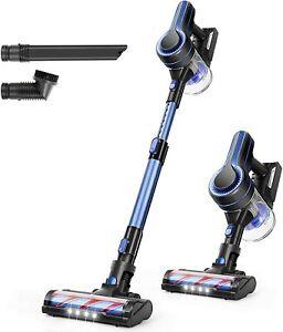 APOSEN H250 Cordless Vacuum CleanerUpgraded 24Kpa Stick Vacuum 5 in 1 4 Pet Hair