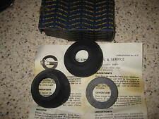 DUNLOP EARLY REAR BRAKE CALIPER SEAL KIT - JAGUAR MKX / MK10 - 3.8ltr. (1961-ON)