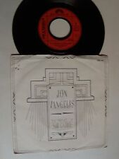 """JON and VANGELIS : The friends of Mr Cairo / Beside  7"""" French POLYDOR 2059 354"""