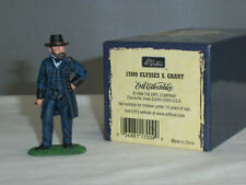 BRITAINS 17009 UNION INFANTRY GENERAL ULYSSES S GRANT METAL TOY SOLDIER FIGURE