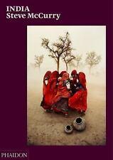INDIA - MCCURRY, STEVE/ DALRYMPLE, WILLIAM - NEW HARDCOVER BOOK