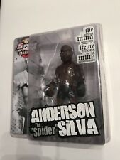 Round 5 UFC World of MMA Champions Series 2 Anderson The Spider Silva Figure NIB