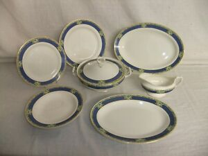 c4 Pottery W.H.Grindley Staffordshire - Goodwood - vintage tableware - 3B5B