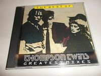CD  Thompson Twins  ‎– The Best Of Thompson Twins, Greatest Mixes