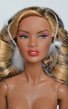 "Dree Hill Best Thing 12"" NUDE Doll Color Infusion In The Mix Fashion Royalty NEW"