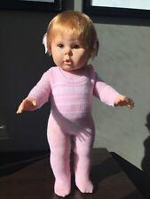 "19"" Vintage Berjusa Creacion ""Tammy"" girl doll"