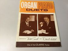Organ Piano Duets By Tedd Smith And Don Hustad