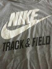 Nike Track and Field Short Sleeve T-shirt - Men's Medium