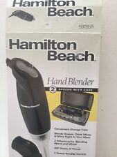 Hamilton Beach Hand Blender 2 speed with Case 59785R
