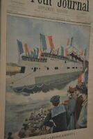 Le Léon Gambetta / Le petit journal sup illustré N°573 / 10 novembree 1901