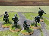 1/56 28mm WWII DPS painted Bolt Action WWII German Wehrmacht Grenadier Team T113