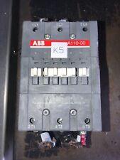 ABB Contactor A110-30