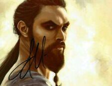 Jason Momoa Signed Autographed 8x10 Photo - CONAN THE BARBARIAN AQUAMAN - W/COA