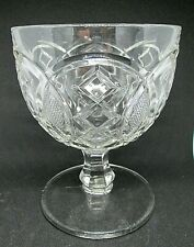 "EAPG Washington CENTENNIAL Goblet Candy 5.5"" tall x 4.5"" w Gillinder & Sons 1876"