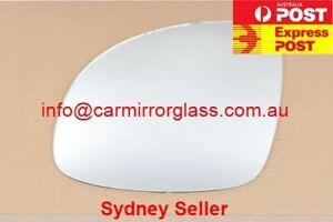 LEFT PASSENGER SIDE MIRROR GLASS FOR SKODA Yeti 2011 ONWARD