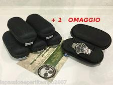 Promo 5 Watch Box+1 GRATIS Custodia Monoposto per Orologio da Viaggio Pratica
