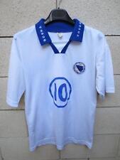 Maillot BOSNIE HERZEGOVINE n°10 shirt trikot BOSNIA rare L