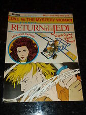 Star Wars Comic - Return of the Jedi - No 101 - Date 25/05/1985 - Marvel Comic