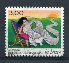 FRANCE - yv 3071 Lettre par Galeron cad 1997 - oblitéré