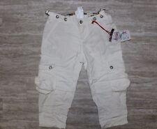NEW Da-Nang Surplus Silk Blend Capri in Optic White Size X-SMALL RSS1595