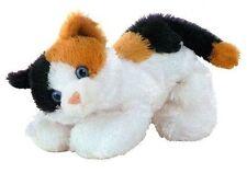"""Aurora Mini Flopsie Esmeralda Cat 8"""" 16625 Plush Stuffed Beanbag NWT"""