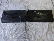 Seat Ibiza Cupra Mk3 1.8T 99-01 Pair Of Black Leather Door Cards no2