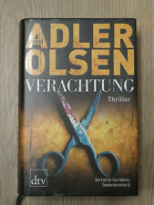 Jussi Adler Olsen Verachtung  geb. Ausg. 4. Fall Morck