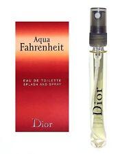 Christian Dior Aqua Fahrenheit 12ml Eau de Toilette Sample Men EDT Spray 0.40oz