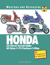Reparaturanleitung Honda 125/150 SH/Dylan Roller 01-07