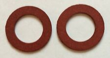 Replacement Fibre Washers for 1/4'' Gas Fuel Taps (BSP) - WW73116 - PAIR
